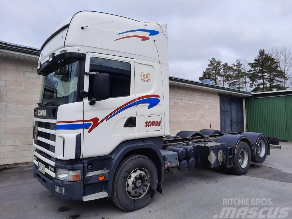 Scania 164 G 480