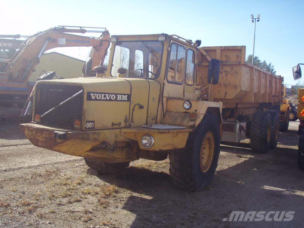 Volvo BM 861 Livab Lastväxlare