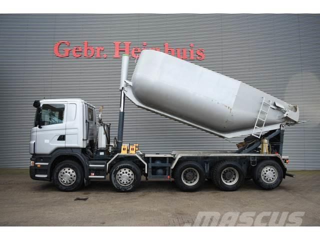 Scania R470 10x4 Peter Winterthur M20B