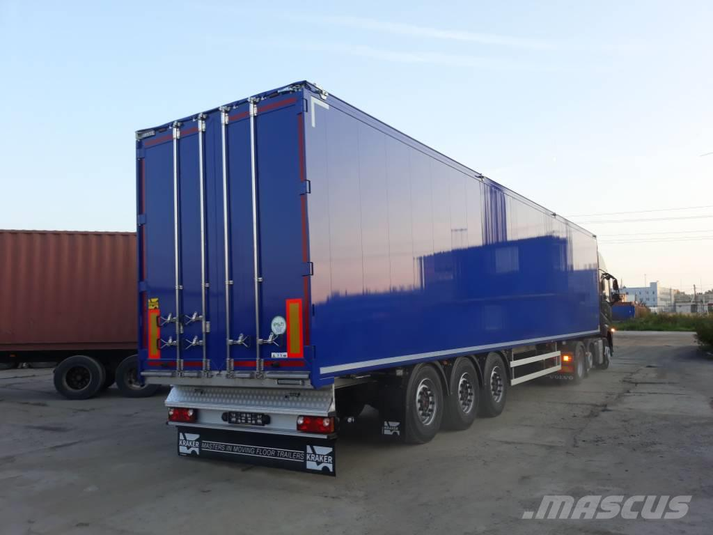 Kraker Trailers K FORCE HD 6x2