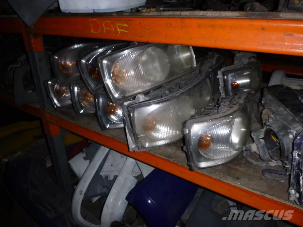 DAF Headlights