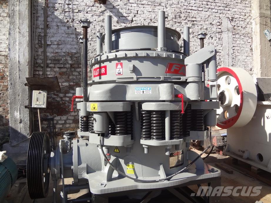 Gator 3 FT Cone Crusher