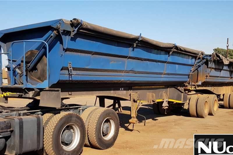 Purchase Sa Truck Bodies Side Tipper Link Other Trailers Bid Buy On Auction Mascus Usa