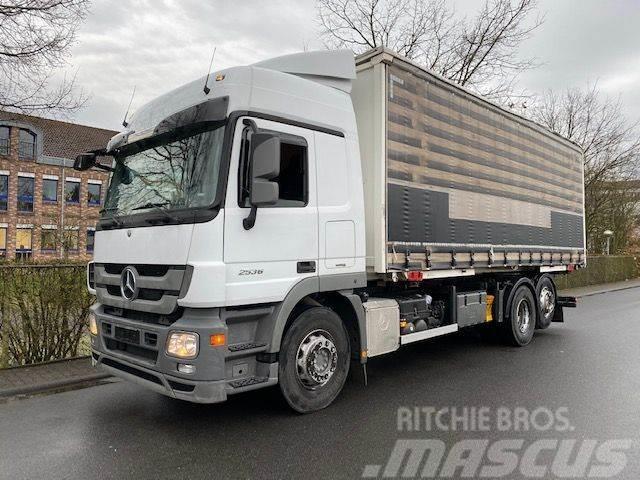 Mercedes-Benz Actros 2536 6x2/Luft-Luft/Euro 5