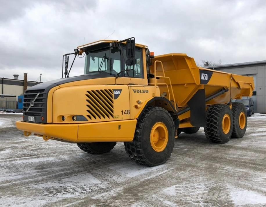 Volvo A 25 D