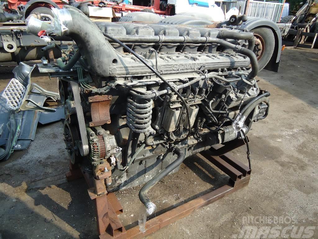 Scania R420. DT12 12 L01