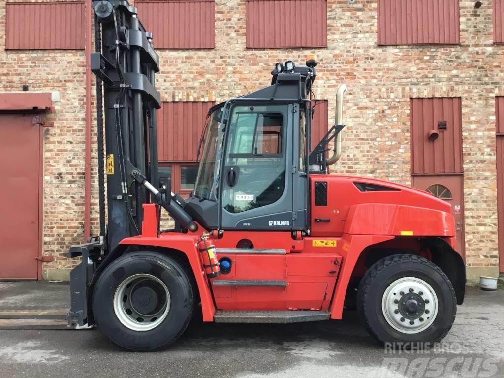 [Other] Dieseltruck Kalmar DVG 90-6