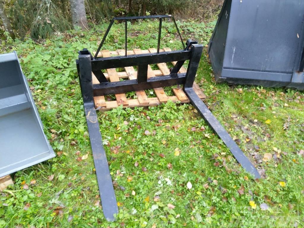 [Other] Spawex Trukkipiikit - EURO-sovitelevyllä - 120cm
