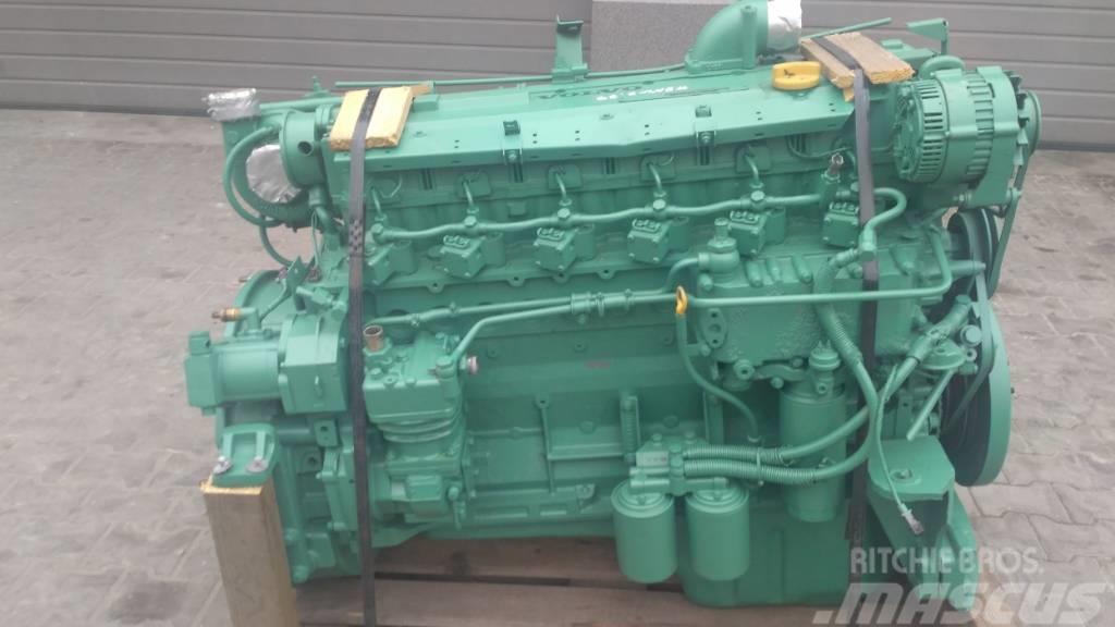 Deutz BF6M1013-26E3 Volvo Motor Engine