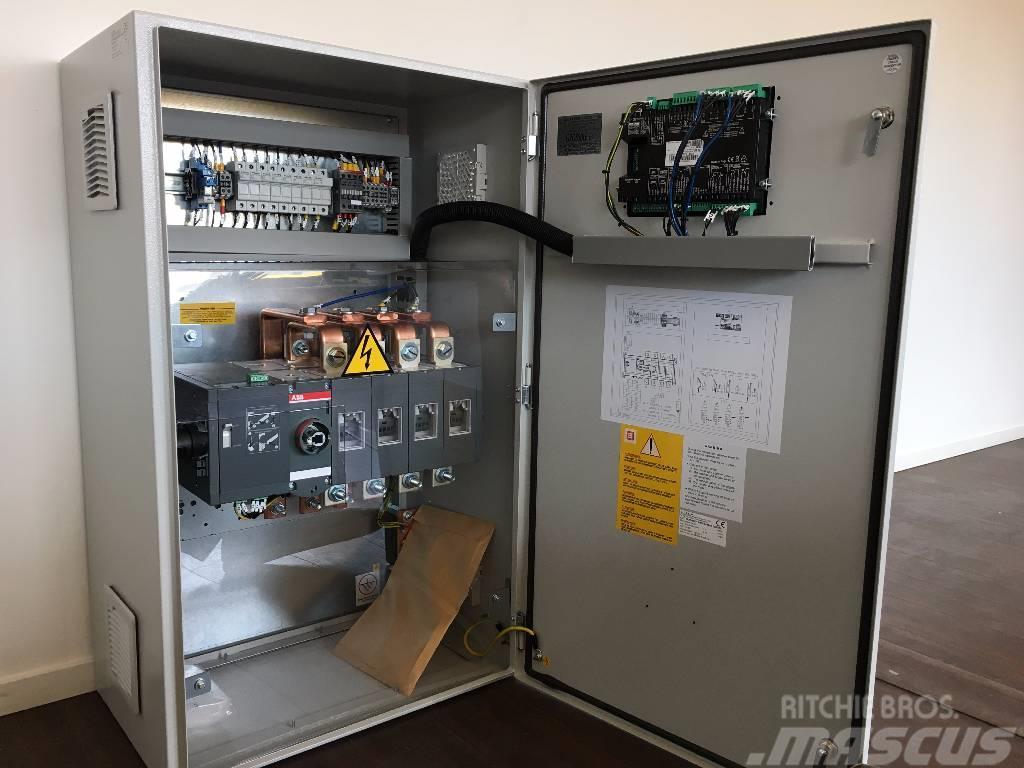 Ats Panel 800a - Max 550 Kva - Dpx-27509