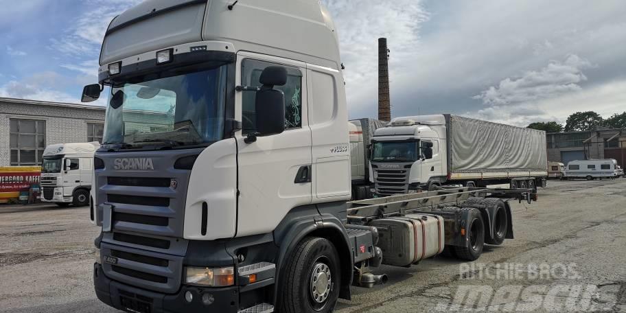 Scania R480LA6X2HNB full air