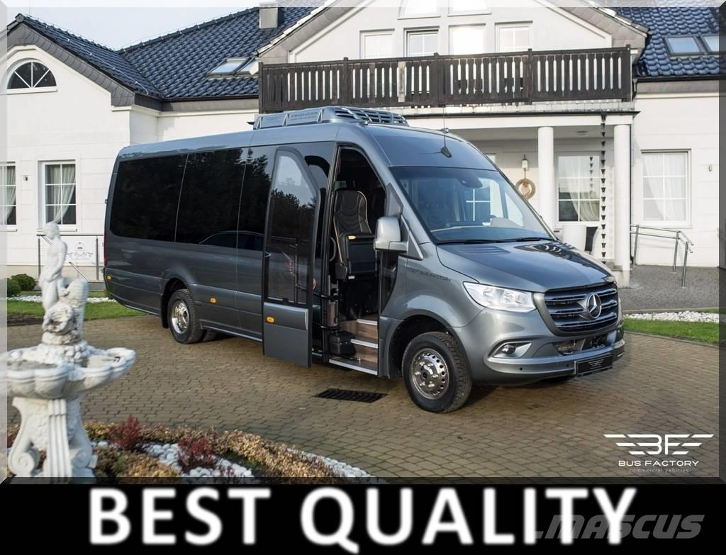 Mercedes-Benz Sprinter 519 XXL, Tourist Line 23+1 !!