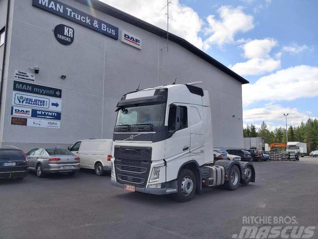 Volvo FH13 500 6x2