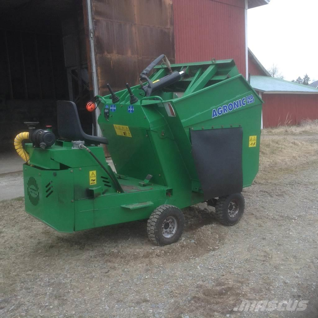 Agronic 140 4WD