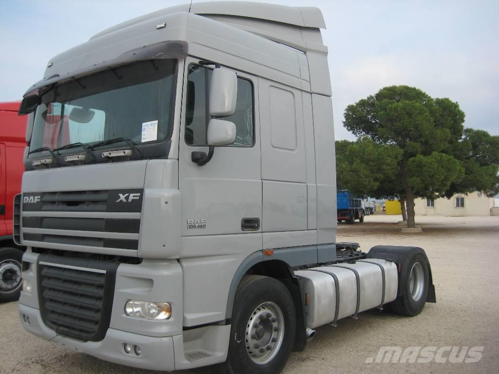 used daf xf tractor units year 2008 price. Black Bedroom Furniture Sets. Home Design Ideas