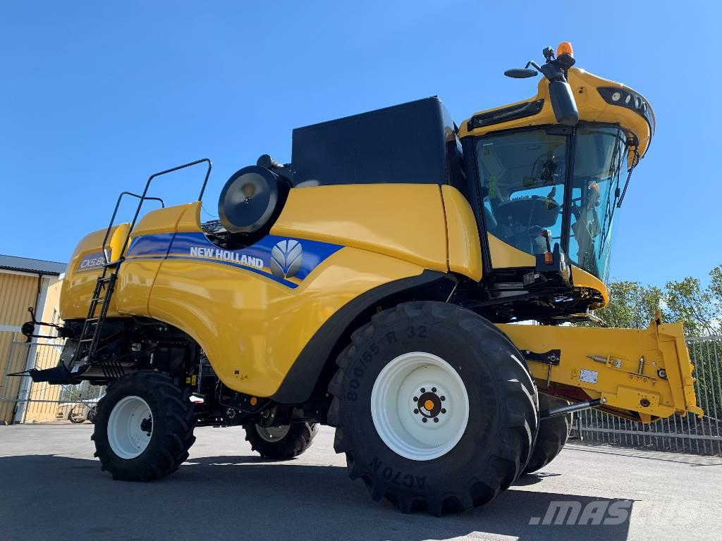 New Holland CX 5.80 Nordic Edition