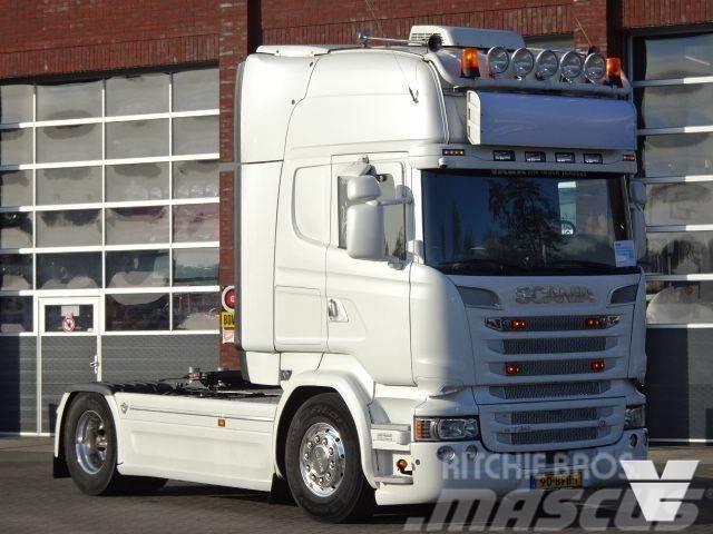 Scania R730 Topline 4x2 - Full spec - Leather - Navi - Fu