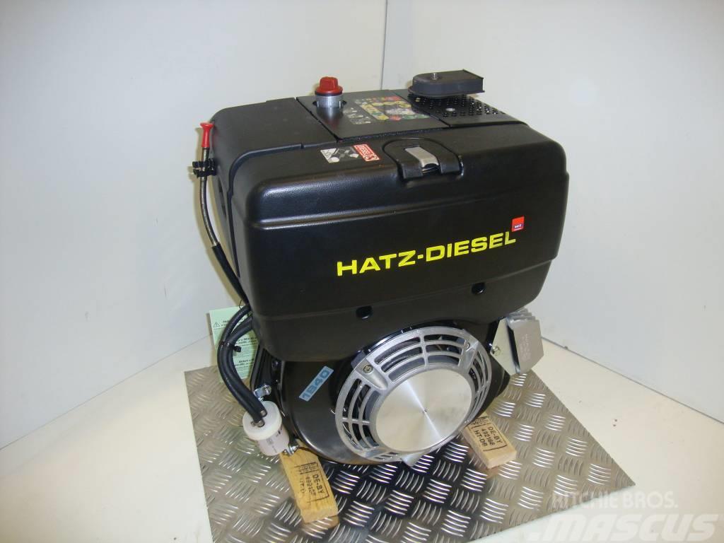 Hatz 1B40T