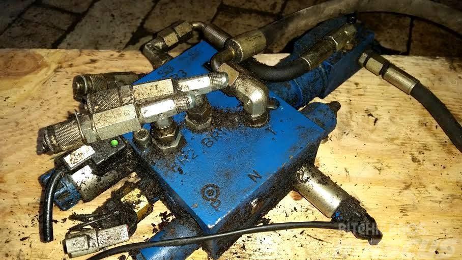 Timberjack BRAKE BLOCK for all models