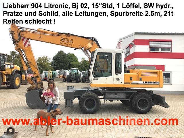 Liebherr A 904 Litronic