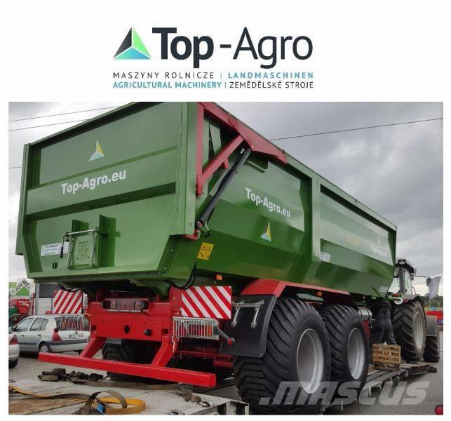 Pronar T700 trailer Monocoque tandem trailer