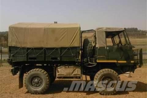 Samil 20 Personnel Carrier