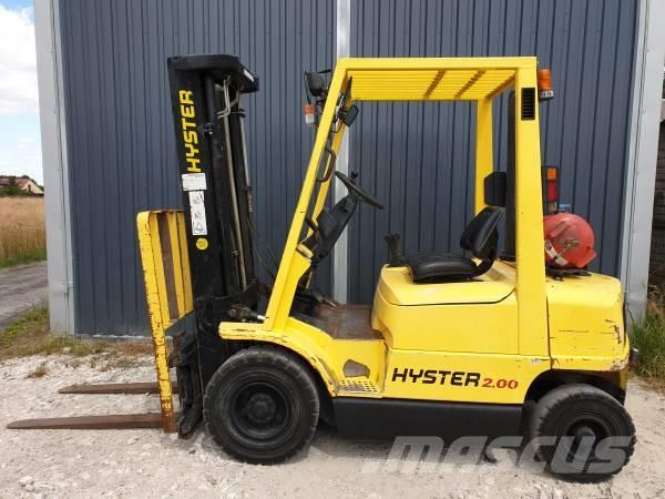 Hyster H 2.00