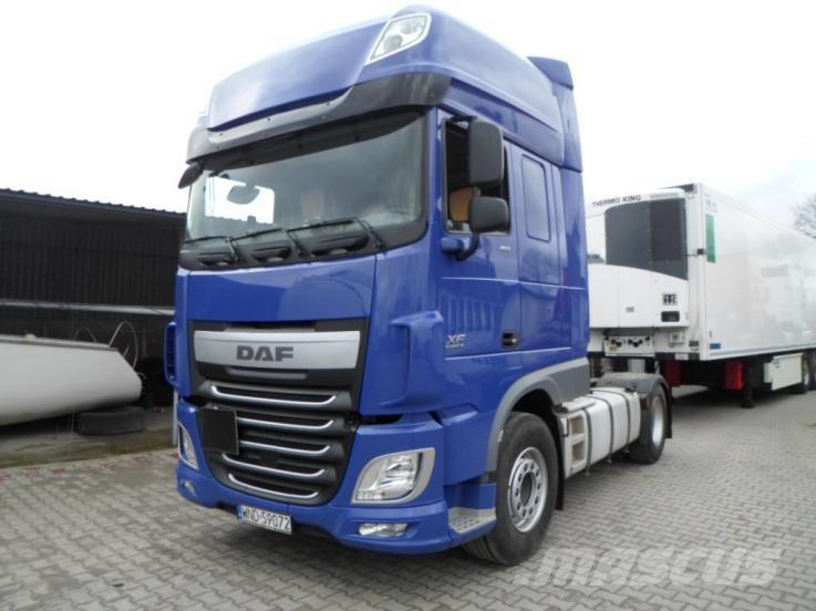 DAF XF 460FT 4x2 SuperSpaceCab