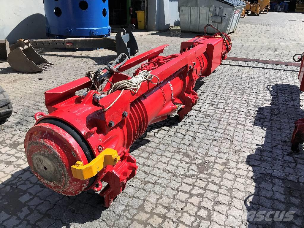 Delmag Dieselramme D30-32 / Diesel pile hammer D30-32