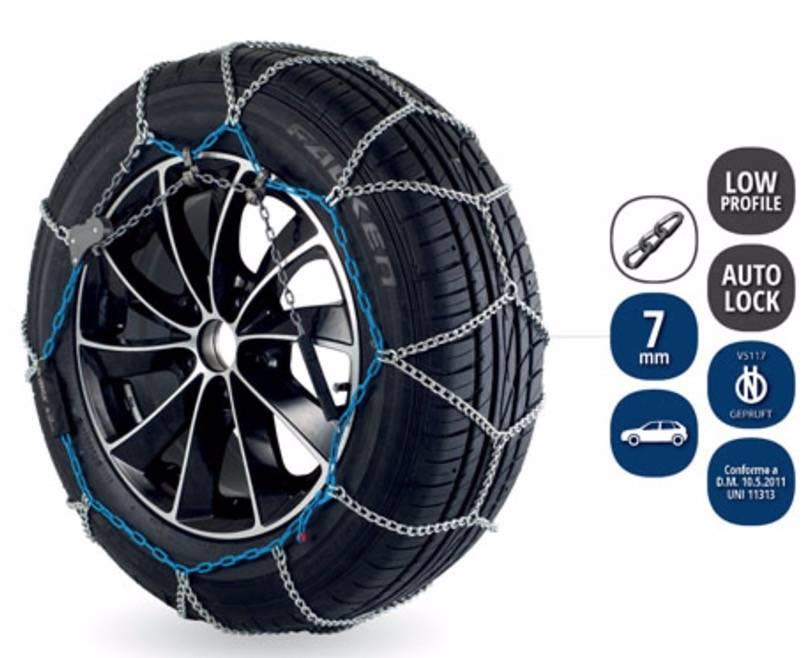 Veriga LESCE SNOW CHAIN CAR SEVEN 7