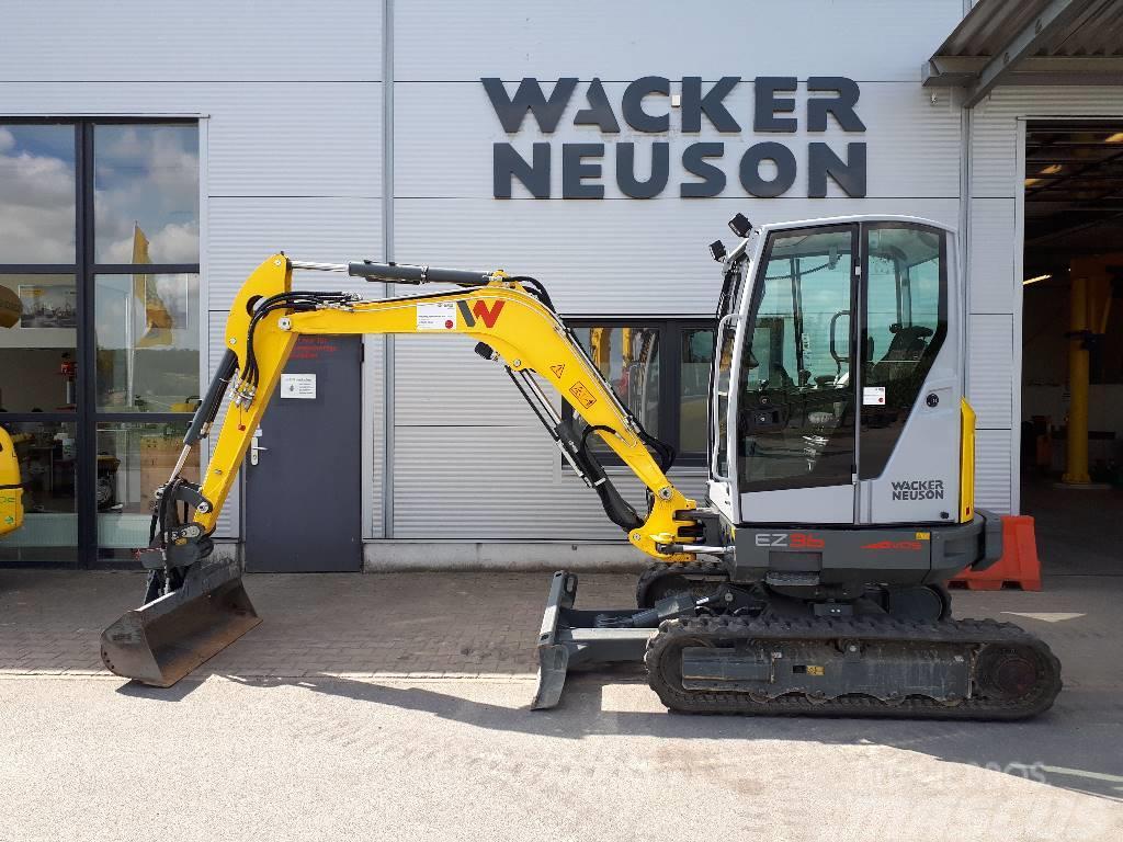 Wacker Neuson Raupenbagger EZ36 /VDS 15° /