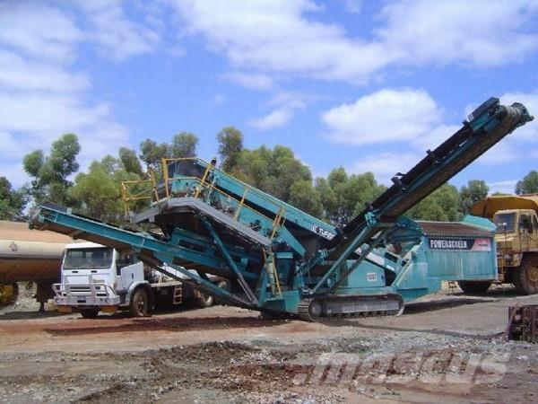 PowerScreen Chieftan 1400