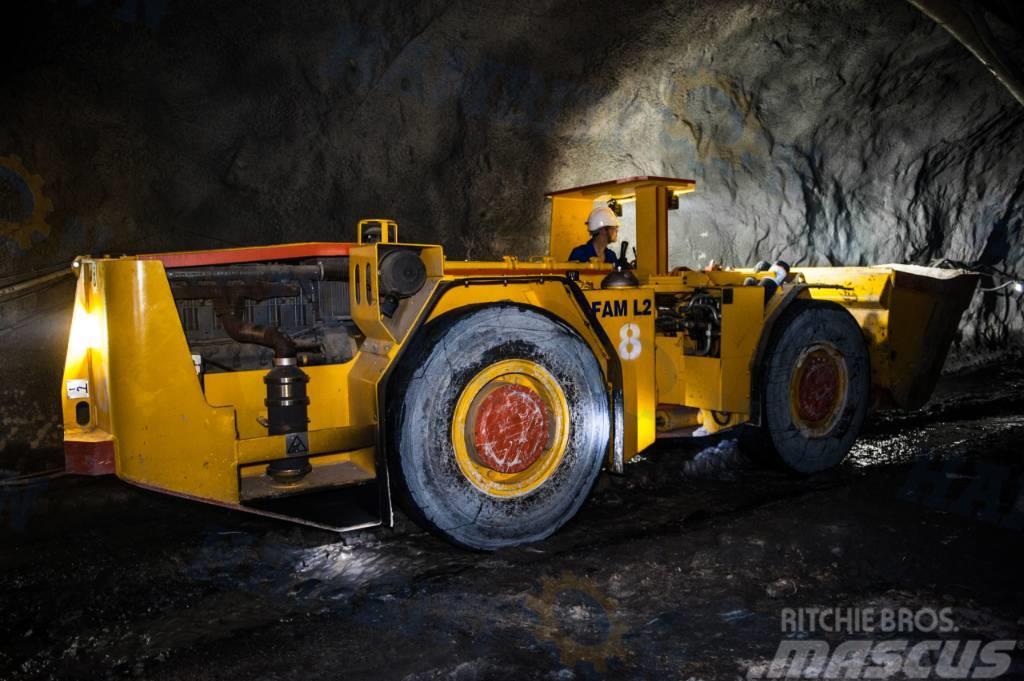 [Other] Hambition Fambition Underground Diesel Wheel Loade