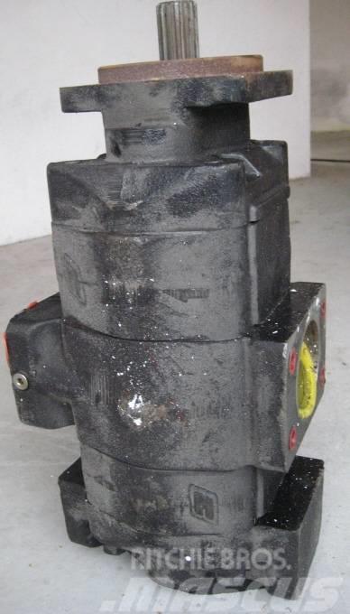 Michigan / Parker L190 / Hydraulik Pumpe