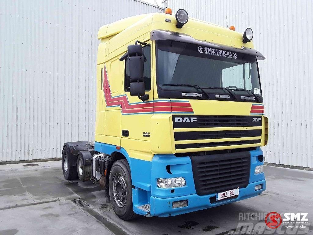 DAF 95 XF 430 6x2 manual