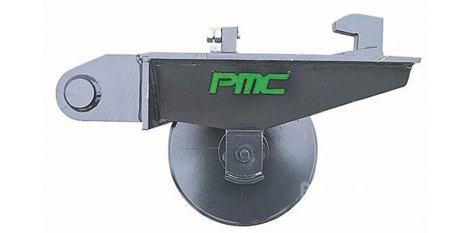 PMC Asfalttileikkuri S40 400mm