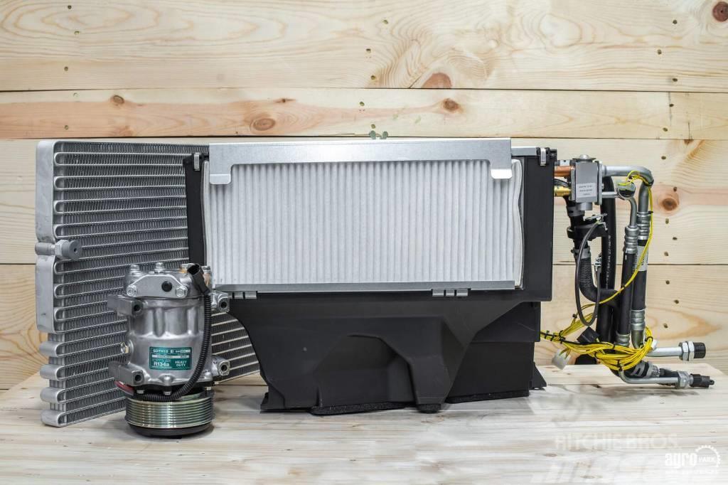 JCB New JCB 3CX, 4CX air conditioner set