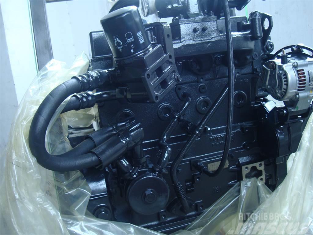 Cummins B3.3-C85  двигатель  в наличии оригинал