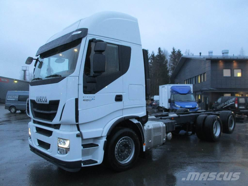 Iveco Stralis AS260S48 6x2*4