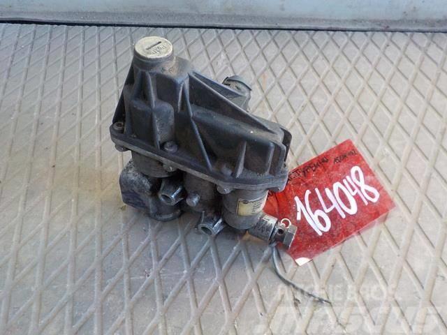 Scania 4 series Exhaust brake valve 1501452 1442278