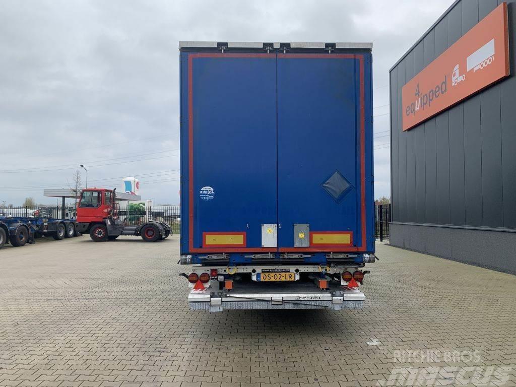 Krone D'hollandia ov-klep (2.000kg), nieuwe zeilen, APK/
