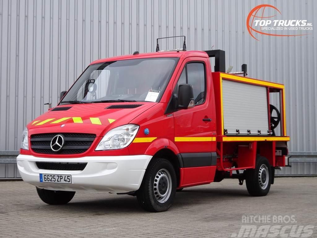 Mercedes-Benz Sprinter 309 CDI feuerwehr - fire brigade - brandw