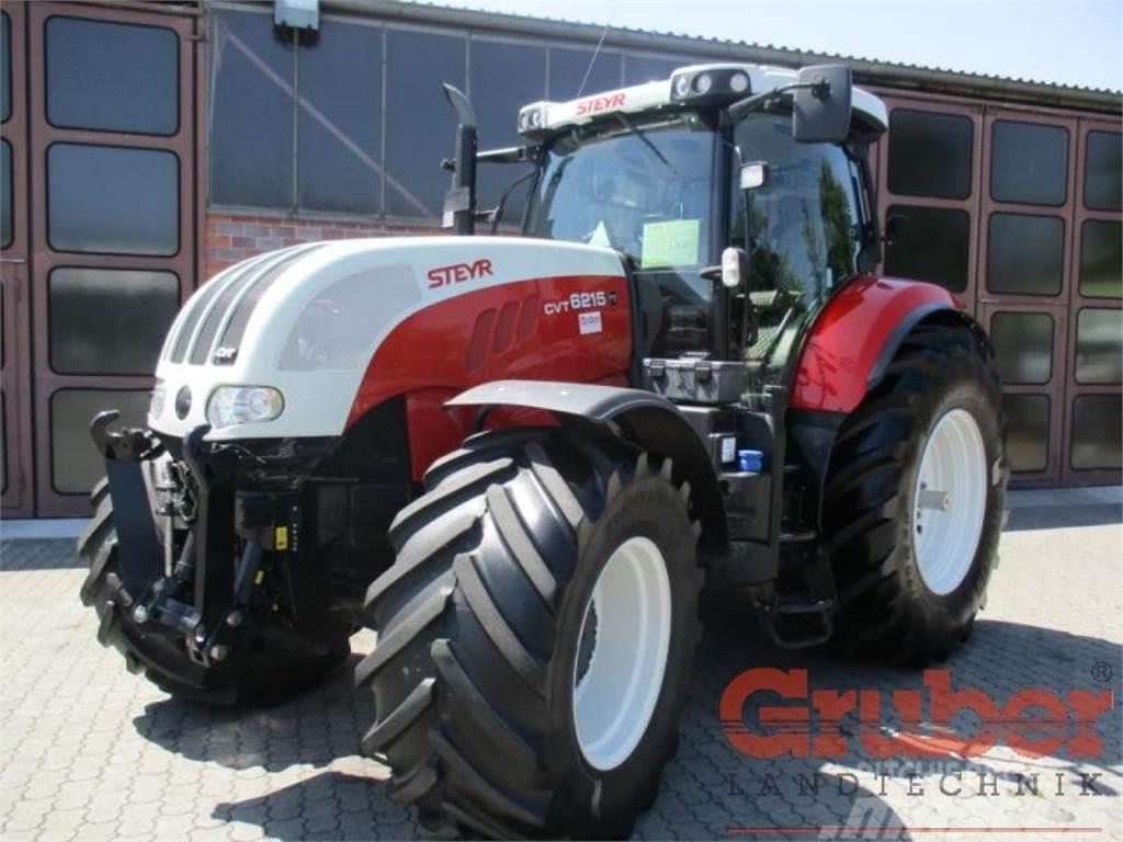 Steyr CVT 6215 A