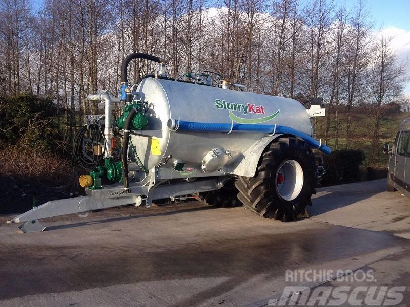 SlurryKat tanker Fra 7000 - 24000l