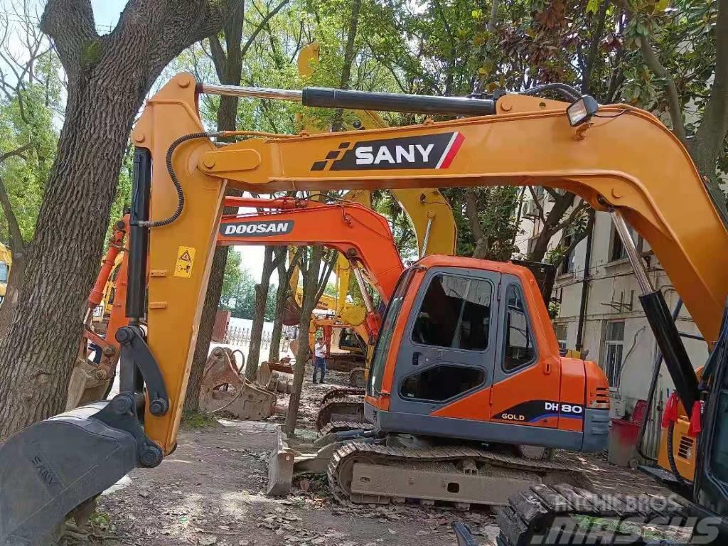 Sany SY 75 C
