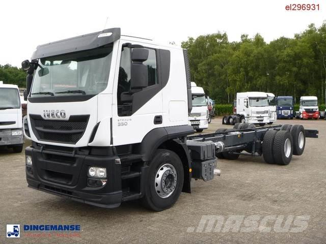 Iveco AT260S35Y/PT 6X2 CHASSIS / CAB / NEW/UNUSED