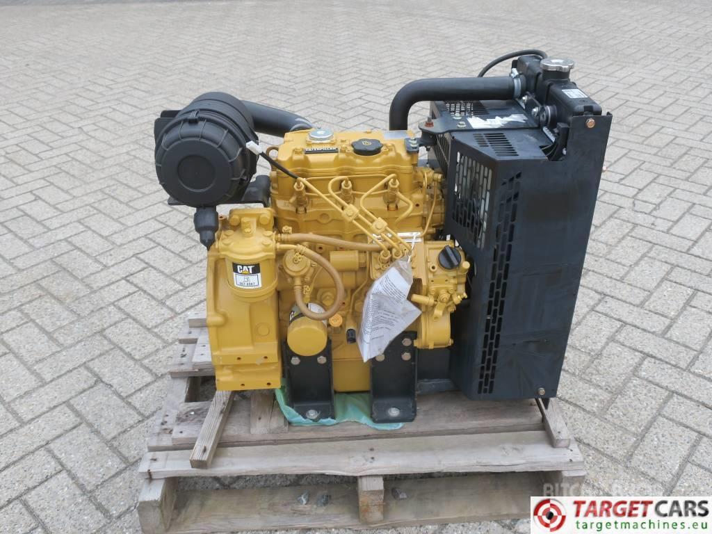 Caterpillar C1.1 Diesel 3-Cylinder Engine 318-1670 Unused