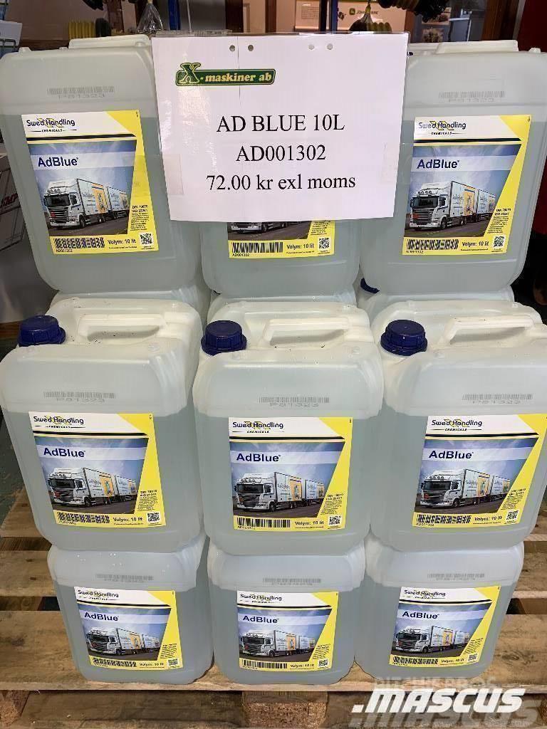Swed Handling AD Blue 10 L Fat Kubik