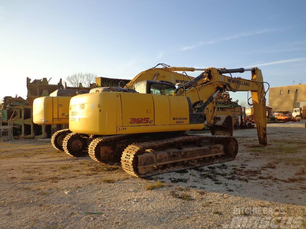 New Holland E 385 C LC