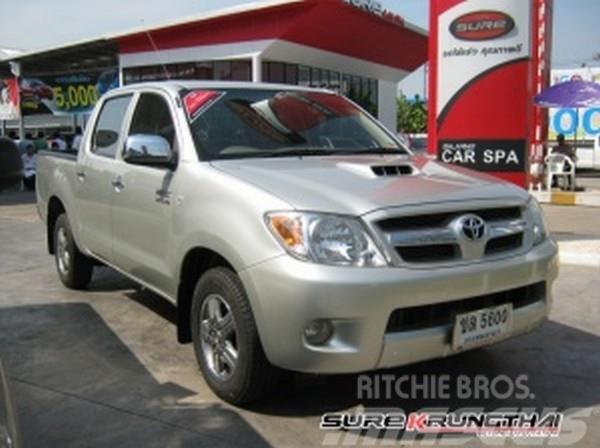 Toyota VIGO D-CAB